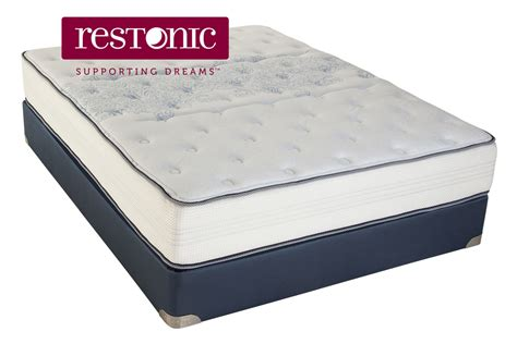restonic comfort care select restonic 174 comfort care select savannah firm twin mattress