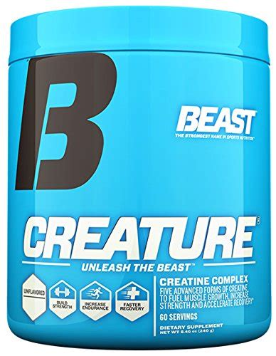 b creature creatine uk beast sports nutrition 100 beast whey protein