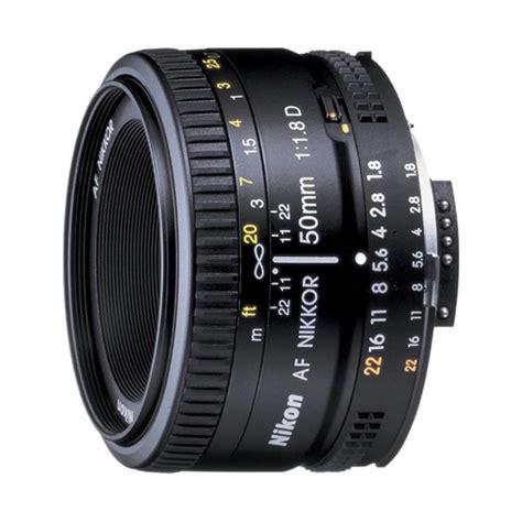 Lensa Nikon Af 50mm 1 8d ulasan terbaru nikon af nikkor 50mm f 1 8d ni lensa kamera dan harganya katalog maret 2018