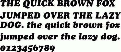 cooper black italic bt  font