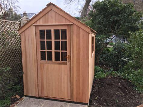 Surrey Sheds by Cedar Summerhouse Garden Shed Surrey Stan Fairbrother Garden Structures