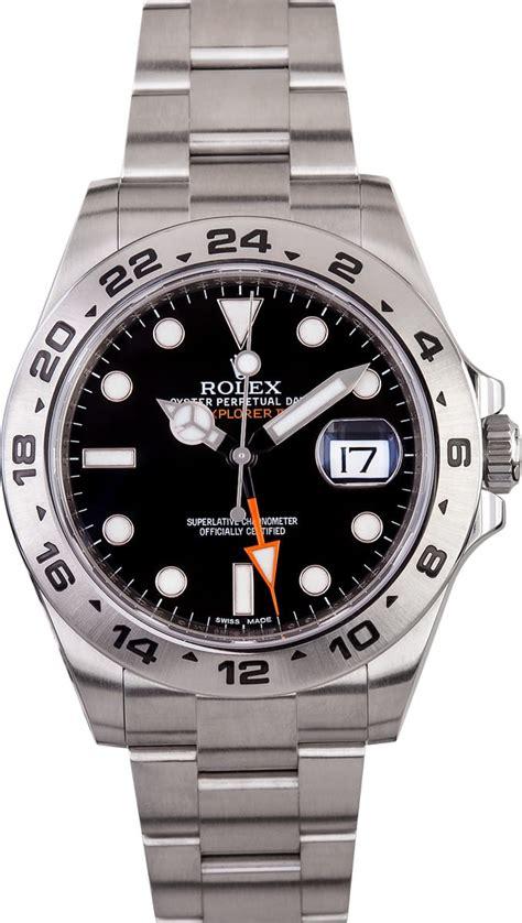 Rolex Explorer Models
