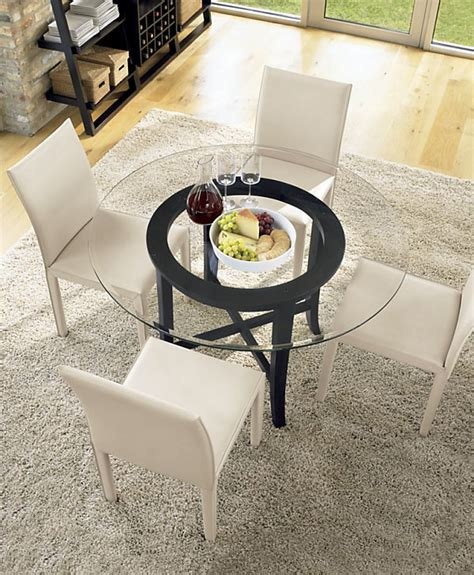 furniture dining room sleek glass dining table and black 18 sleek glass dining tables