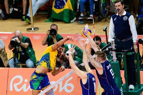 brasil e it 225 lia voltam a se enfrentar na primeira semana