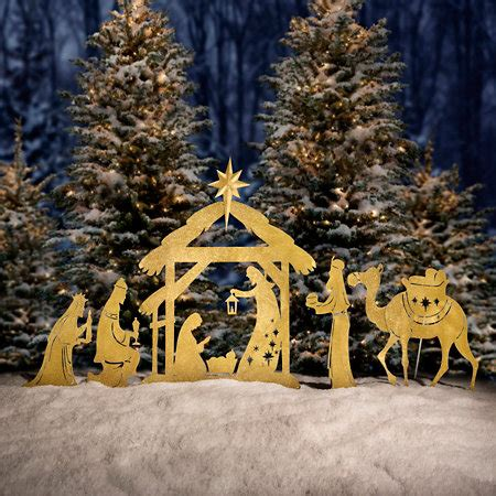 best 28 religious christmas outdoor decorations