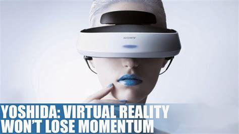 shuhei yoshida on future of oculus rift
