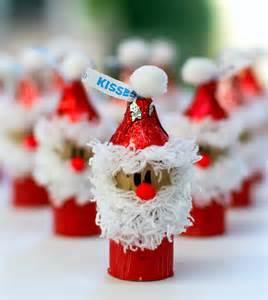 33 easy to make santa christmas crafts all about christmas