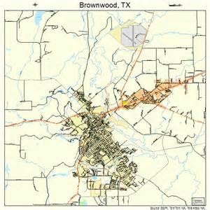 brownwood map 4810780