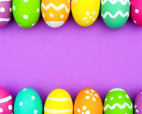 colorful eggs wallpaper colorful easter eggs pink background 3840x2160