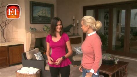 yolanda foster paints canvas yolanda foster home tour youtube