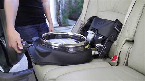 Orbit Series Cars Orbit How Installing The Toddler Car Seat G2 G3 On The