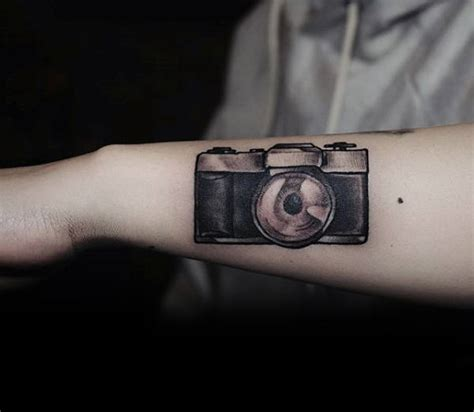 small camera tattoo 80 designs for photography ink ideas