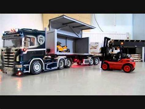 Rc Truck Carrier Continental rc trucks gr8 transport summer meet 2014