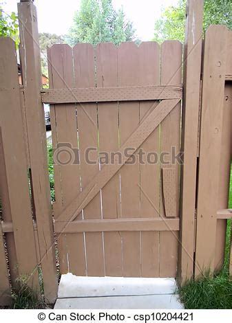 Barn Door Art Stock Photo Of Old Wooden Gate Door An Olden Wooden Gate