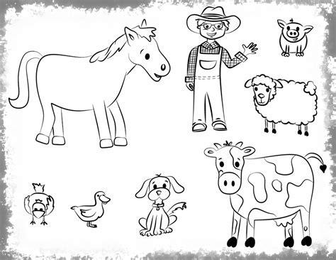 dibujos infantiles para colorear de responsabilidades los animales mas tiernos del mundo para colorear frases