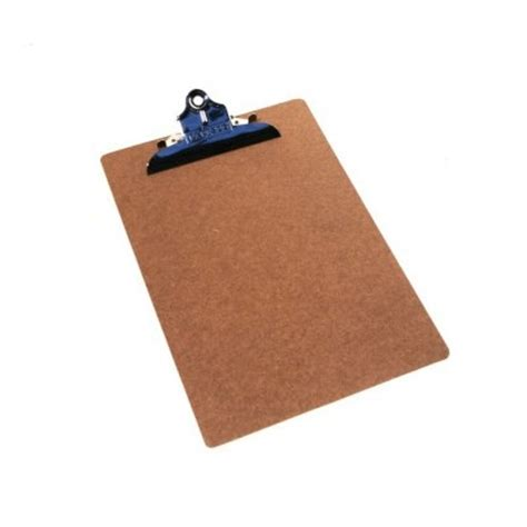 A4 Clip Board a4 masonite clipboard