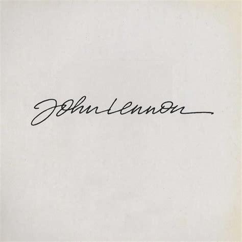Singles & Home Tapes - John Lennon