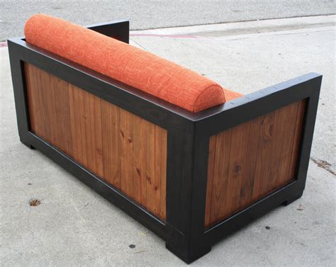 Mid Century Modern Pull Out Sofa Bed At 1stdibs Modern Pull Out Sofa