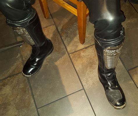 vintage motocross boots for sale cj s vintage alpinestar motocross boots