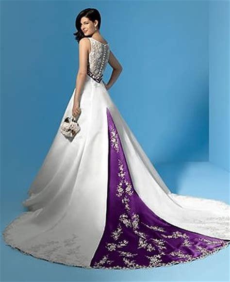 Brautkleider In Lila by Keeppy Purple Wedding Dresses