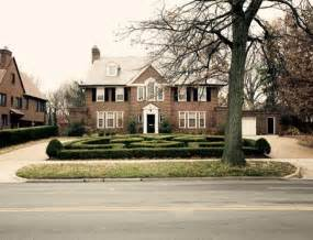 the st louis homes of harry caray william s burroughs