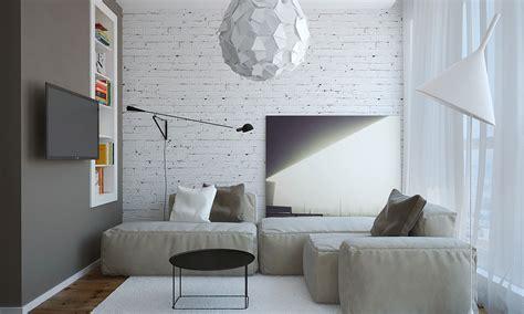 modern small apartment design  bulgaria adorable home