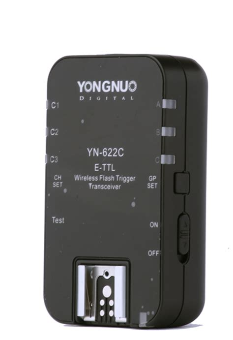 Yongnuo Yn 622c on with the yongnuo yn 622c lighting rumours