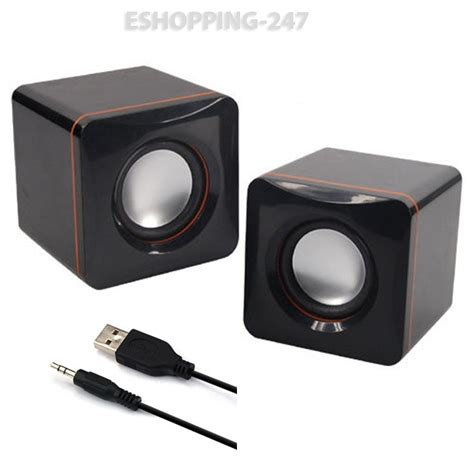 Speaker Laptop usb speaker pc laptop mini digital speakers multimedia