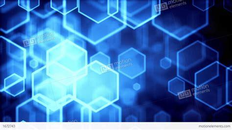 digital hd high quality digital background animation blue version