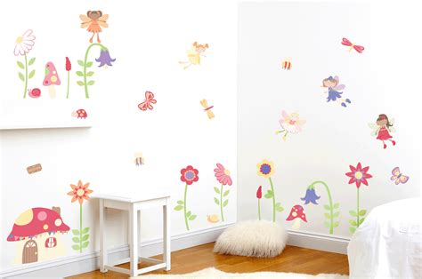 enchanted garden wall stickers kids wall stickers ireland