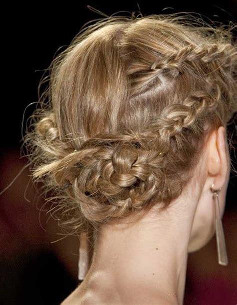 Coiffure Cheveux Fins by Coiffure Cheveux Fins Soir 233 E 30 Coiffures Pour Les