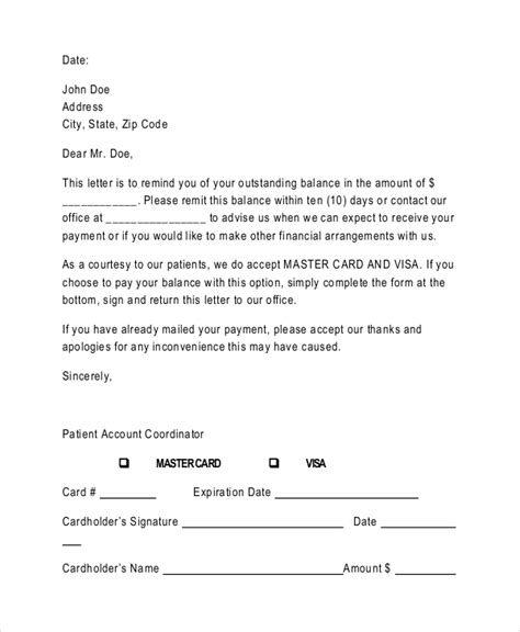Effective Payment Reminder Letter sle reminder letter for of documents 1000