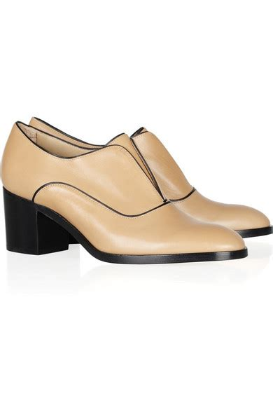reed krakoff loafers reed krakoff oxford leather loafers net a porter