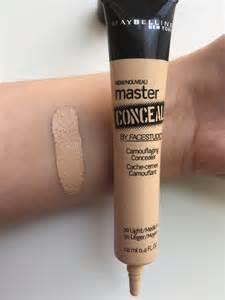 what color concealer should i get maybelline master conceal camouflaging concealer review