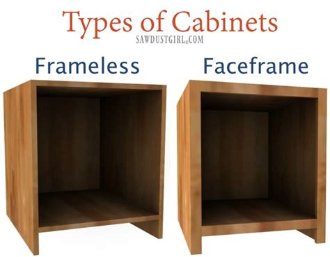 different types of cabinets choosing cabinet door hinges sawdust 174