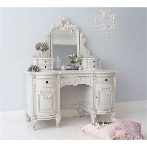 Dressing Vanity Table Bonaparte Painted Dressing Table