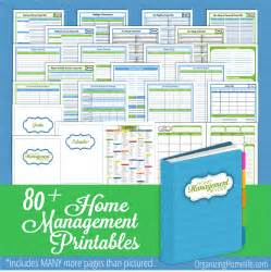 Home Organization Templates by 8 Best Images Of Mini Organizing Binder Free Printables