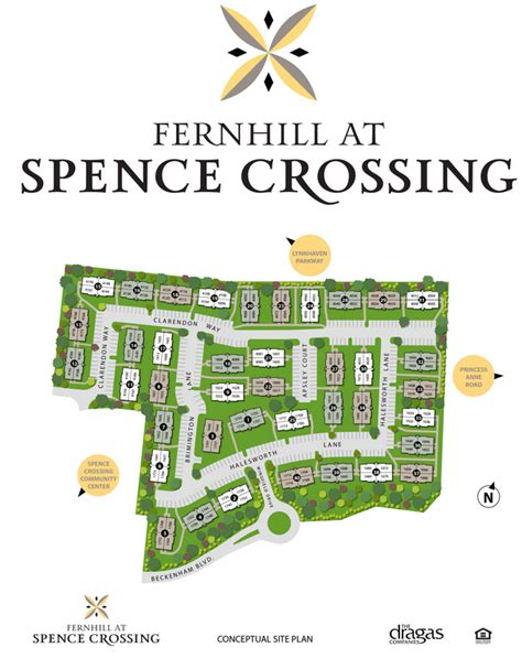 Comfort Suites Greenbrier Fernhill At Spence Crossing The Bedford The Dragas