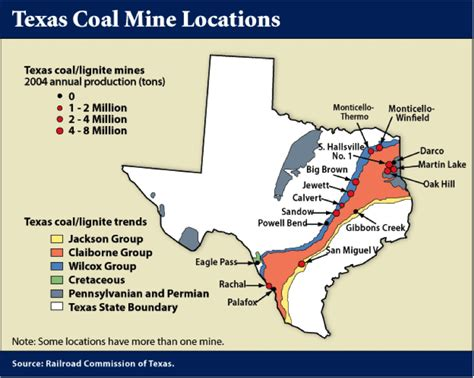 coal mines in texas map op ed proposed mine would be larger than eagle pass eagle pass business journal