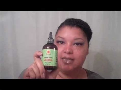 does jamaican mango and isla grow hair fast revisted strong roots red pimento hair growth oil