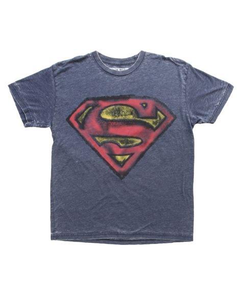 Tshirt Superman5 superman distressed superman logo t shirt