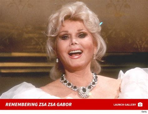 zsa zsa gabor actress zsa zsa gabor who was famous for being famous