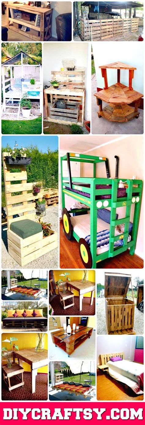 pallet furniture diy crafts directory of free projects top 30 pallet ideas to diy furniture for your home diy crafts