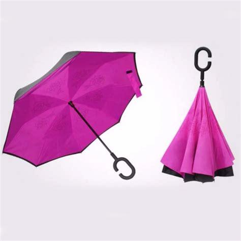 Payung Terbalik paling laku payung terbalik warna pink payung mobil