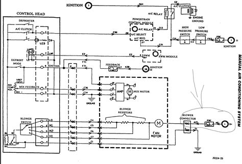 ground wiring diagram for a 2000 jeep grand 4 7l