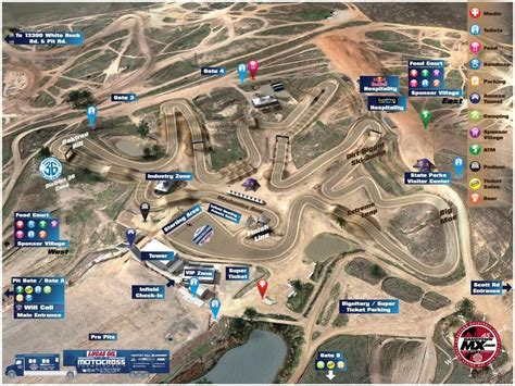 Ama National Hangtown Race Links Live Motocross It