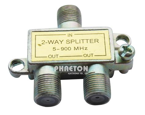 Splitter Tv Made Taiwan8 Way china mini 2 way splitter china splitter catv splitter