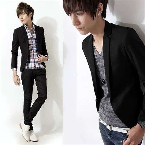 Blazer Pria Gaya Korea Premium Quality 86 best model blazer pria korea terbaru images on blazers korea and suit wedding