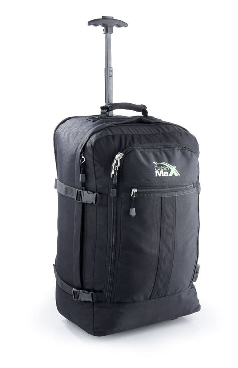cabin max bags cabin max lyon flight approved bag wheeled carry on