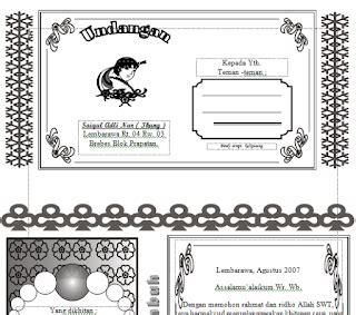 format buku tamu undangan download gratis cetak undangan desain cetak undangan